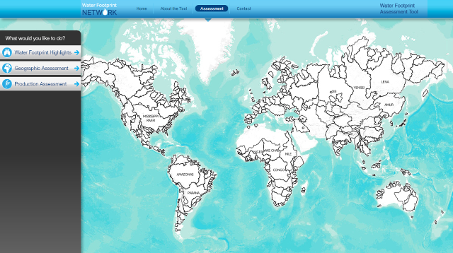 Interactive tools the water footprint assessment tool is a free online web application that provides clear insight into how water is appropriated for human uses and the gumiabroncs Image collections